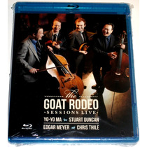 Blu-ray The Goat Rodeo =sessions Live= Nuevo Y Sellado!!