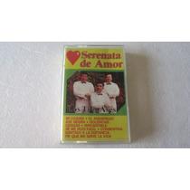 Los Tres Ases Serenata De Amor Cassette Discos Continental