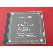 Cd Pelicula El Fantasma De La Opera