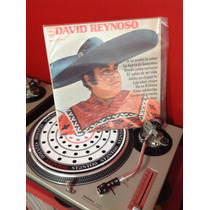 Coma Dj - David Reynoso - Acetato . Vinyl . Lp