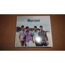 Marconi Si Hablo De Ti Hablo De Mi Cd+dvd Sencillo Promo
