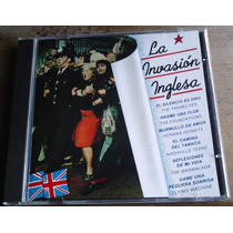 La Invasion Inglesa Varios Cd Rarisimo Versiones Originales