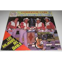 Los Leones Del Norte - Corridos - Nuevo Disco Lp Norteño