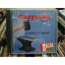 Guayacán Orquesta A Verso Y Golpe Cd Nuevo Salsa Merengue