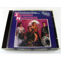 Zeferino Nandayapa / Marimba Cd Raro Ed 1992