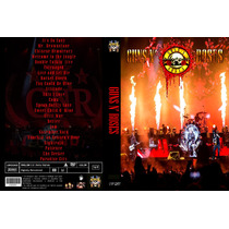 Guns And Roses Dvd Live Mexico 19 Y 20 Abril Foro Sol