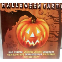 Cd Halloween Party - Varios - Marilyn Manson,timbiriche..