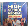 High School Musical The Concert Cd Y Dvd Made In Mexico 1a E