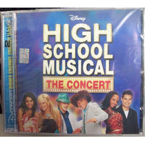 High School Musical The Concert Cd Y Dvd Made Mexico 1a Edic