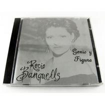 Rocio Banquells / Genio Y Figura Cd Nuevo Imp Prim Ed 1993
