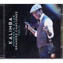 Cd Kalimba Homenaje A Las Grandes Canciones Vol 11