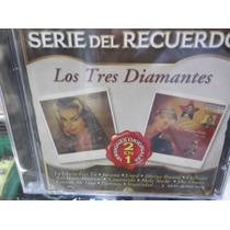 Los Tres Diamantes Serie Del Recuerdo Cd Nuevo Sellado