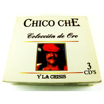 Chico Che / Coleccion De Oro 3 Cd´s Nuevo Usado Orfeon 1999