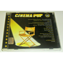 Cd Cinema Pop Vol 1 Sountracks Originales De Peliculas