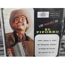 Eulalio Gonzalez Piporro Lote De Discos Ep