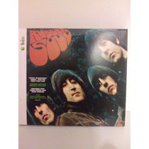 Cd Beatles Rubber Soul Remaster 2009 Digipack