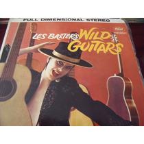 Lp Les Baxter Wild Guitars, Importado, Envio Gratis