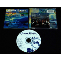Great White. Cant Get There From Here. 1a Edición Usa. 1999