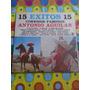 Antonio Aguilar Lp Corridos Famosos 15 Éxitos. 1984