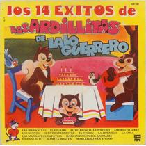Disco Vinil Los 14 Éxitos De Las Ardillitas De Lalo Guerrero