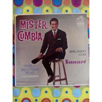 Pablo Beltran Ruiz Y Su Orquesta Lp Mister Cumbia