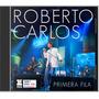Primera Fila / Roberto Carlos / Disco Cd 17 Canciones + Dvd