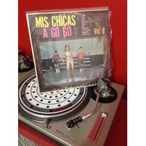 Coma Dj - Mis Chicas A Go Go , Acetato Vinyl, Lp