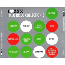 I Love Zyx Italo Disco Coleccion Vol. 5 High Energy Nuevo