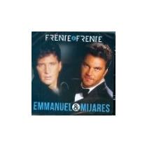 Cd Frente A Frente E: Emmanuel & Mijares