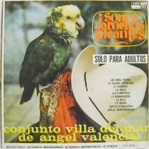 Sones Jarochos Picantes Conjunto Villa Del Mar 1 Disco Lp