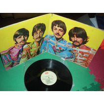 The Beatles Sgt. Pepper´s Lonely Hearts Club Band Lp 12´ Nac
