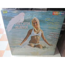 Conjunto Tropical Costa Mar Lp Nuevo Paloma Blanca ---