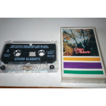 Cassette Marantha Music Quiero Alabarte Musica Cristiana