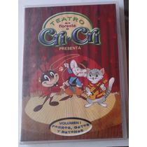 Cri Cri Teatro De La Floresta Vol 1 Dvd Interactivo 1ed 2003