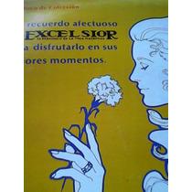 Disco De Acetato De Excelsior
