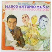 Lo Mejor De Marco Antonio Muñiz Lp Acetato (3 Discos)