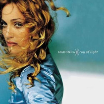 Cd Madonna - Ray Of The Light