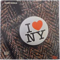 Acetato Disco Lp Vinil Metropolis I Love New York Importado
