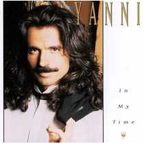 Yanni In My Time Cd Disco Excelentes Condiciones