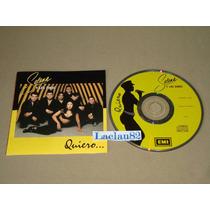 Selena Y Los Dinos Quiero 1993 Emi Cd