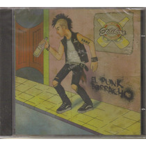 Etilicos - El Punk Borracho ( Punk Mexicano ) Cd Rock