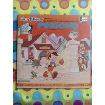 Pinoho Lp Walt Disney Presenta El Cuento Y Canciones De1970