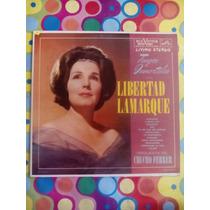 Libertad Lamarque Lp Tangos Inmortales Vol.6