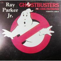Ray Parker Jr - Ghostbusters Single Lp