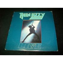 Thin Lizzy - Life Live 2lp Doble Vinil Import Sabbath