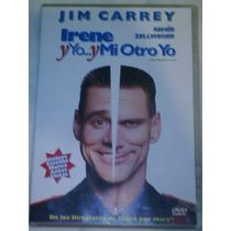 Dvd De La Pelicula:irene Y Yo...y Mi Otro Yo Jim Carrey 2005