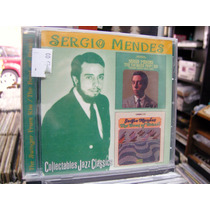 Sergio Mendez The Swinger From Rio/the Beat Of Brazil Cd