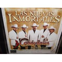 Cardenales De Nuevo Leon Las Nuevas Inmortales Cd Sellado