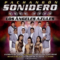 Pachangon Sonidero / Los Angeles Azules / Disco Cd 20 Cancio