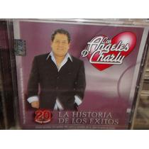 Angeles De Charly La Historia De Los Exitos Cd Sellado